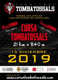 CURSA TOMBATOSSALS 15/12/2019