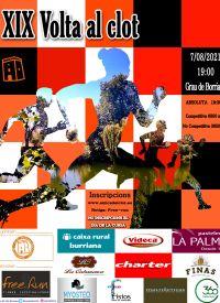 XIX VOLTA AL CLOT DE BURRIANA 7/08/2021