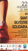 SAN SILVESTRE SOLIDARIA BORRIANA 22/12/2017